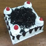 Square Cake- Black Forest - Ahmedabad