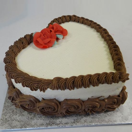 Heart Shape Cake, Ahmedabad