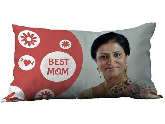 Pillow for Dear Mother, Baroda.