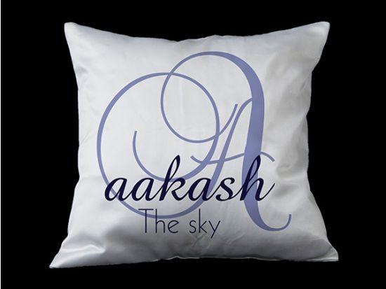 name-meaning-cushions-mumbai-blue