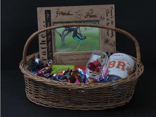 Photo mug, Personalized frame, sweets.