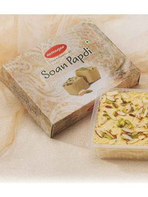 Send Soan papdi to Ahmedabad.