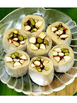 Dry fruits mithai, Amdavad.