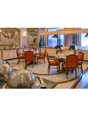 Gift lunch and dinner buffet at Orchid.
