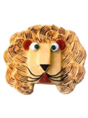 Lion Shape Cake.
