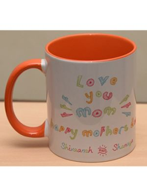 Custom made mugs, baroda