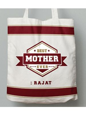 Tote Bag For Mom - Best Mother Ever