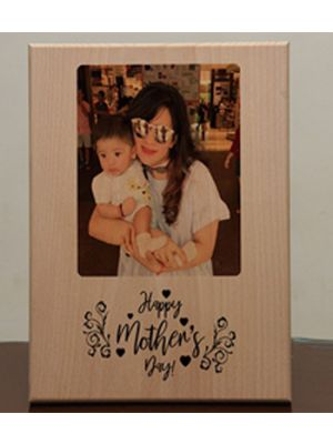 Print On Wood: Happy Mother's Day