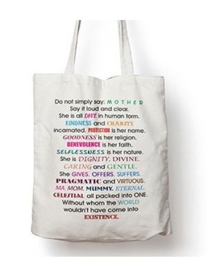 Tote Bag for mom, Baroda, Surat