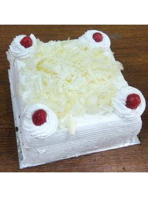 White Forest Cake, Ahmedabad