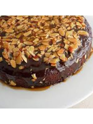 Chocolate almond truffle cake in ahmedabad