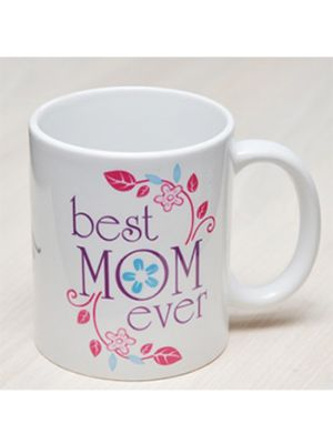 BEST MOM EVER MUG: