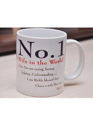 No 1 Mug
