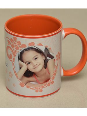 Color Inside mug (Orange)