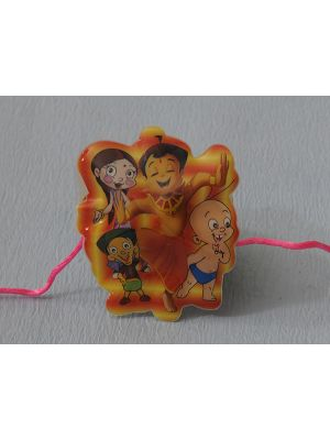 Chota Bheem Kids Light Rakhi