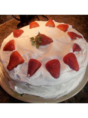 Strawberry Cake , Ahmedabad