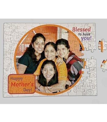 Photo Jigsaw Puzzle: Blessed
