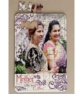 Photo Puzzle: Design - Mother like No Other.