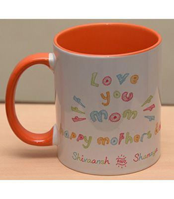 Custom made mugs, baroda