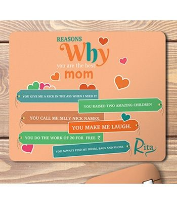 Mouse Pads for mom, Ahmedabad