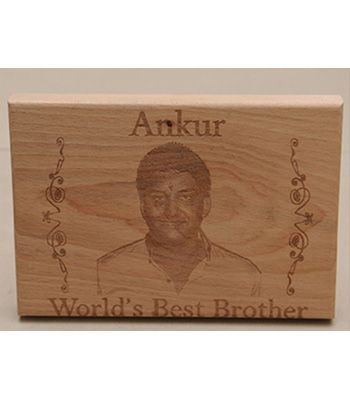 Best Brother Plaque