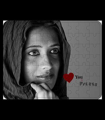 black-white puzzle