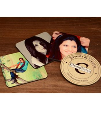 Photo Coasters (Set of 4)