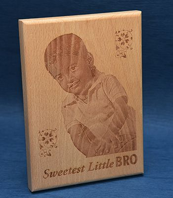 Engraved Plaques/Frames for sister in Ahmedabad.