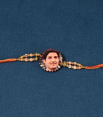 Custom Photo Rakhi