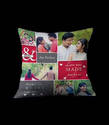 print customized photo pillows in Ahmedabad