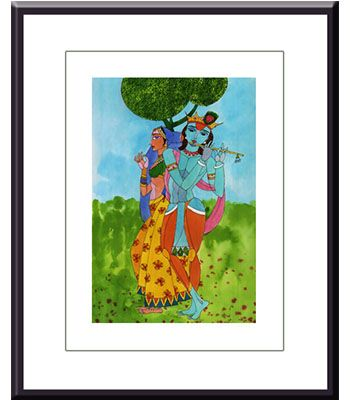 Frame: Radha Krishna