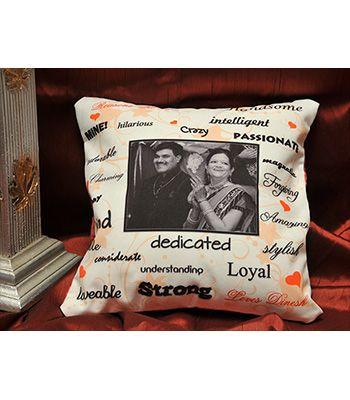 Reasons I Love You Cushion