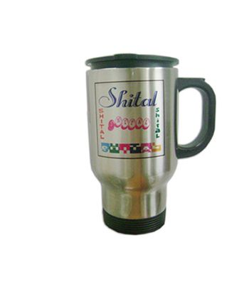 photo steel travel mug send travel mug to india print on travel mug