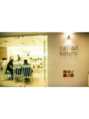 Gift them a great lunch or dinner  at Cellad Eatery  in Ahmedabad .