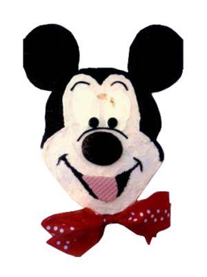 Mickey Mouse Shape Cake.