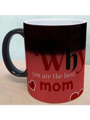 Black magic mug , customized for mom- Ahmedabad