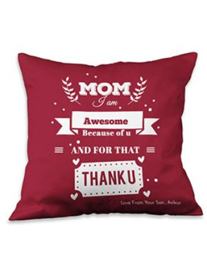 Mother's day cushion, Ahmedabad