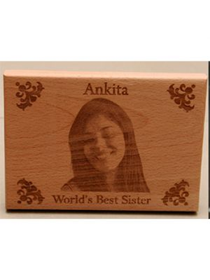 Best Sister Wooden Plaque
