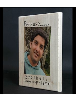 Printed Plaque ( Brother )