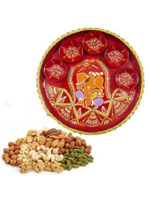 Dry fruits Diwali Hamper - Ahmedabad