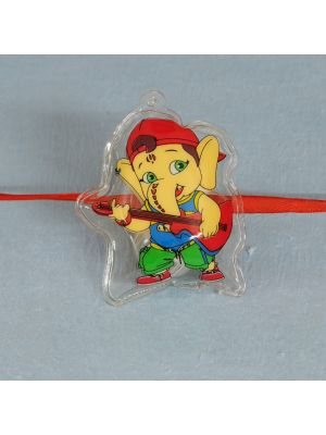 Bal Ganeshji Kids Light Rakhi