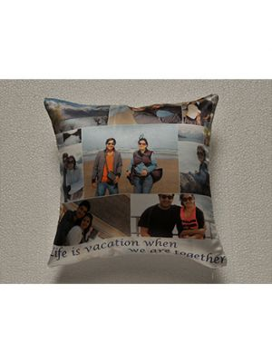 Photo Collage Cushions