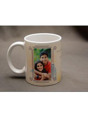 Photo mug - 2 pics