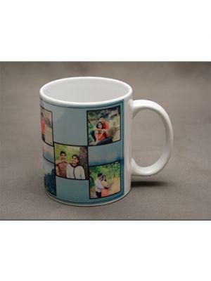 Photo mug - 4 pics