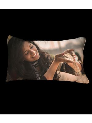 Single photo pillow