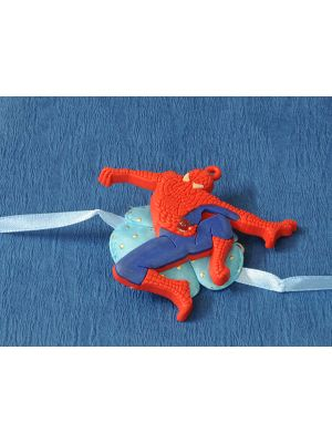Blinking Spiderman Kid Rakhi