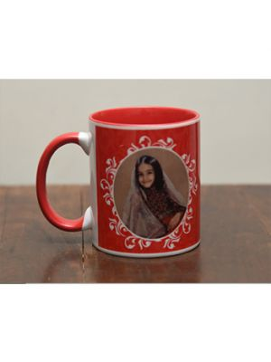 Colour Inside mug (Red)
