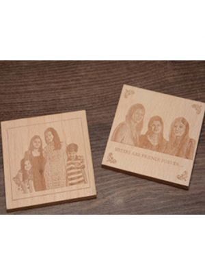 wooden-photo-name-caption-coaster
