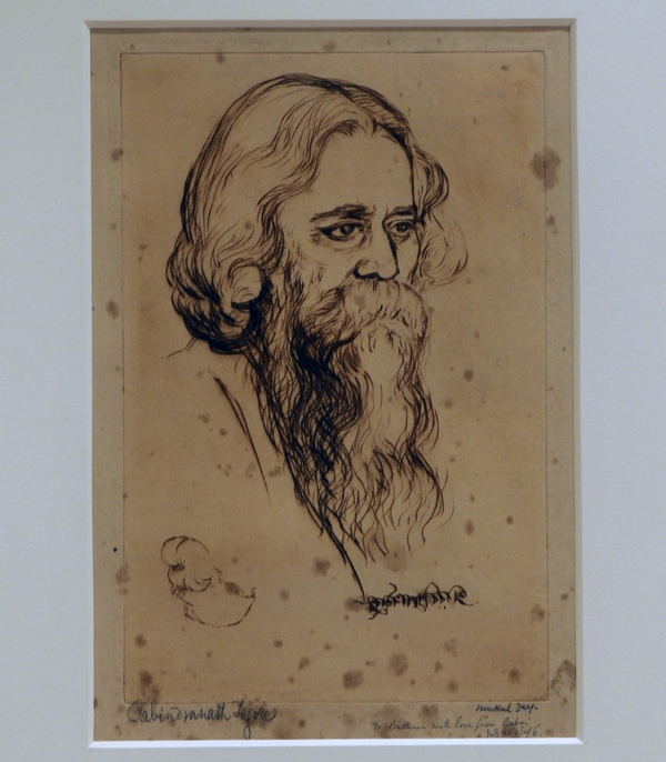 Tagore by Mukul Dey