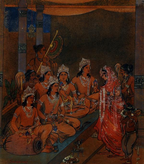 Bengali art